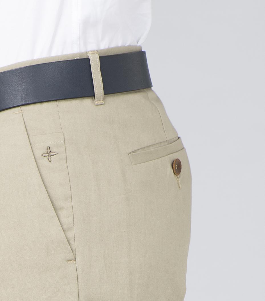 Pantalon GN5 - Camel
