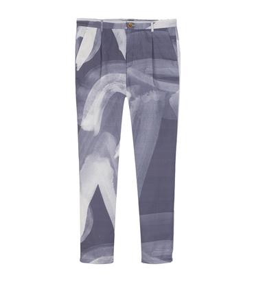Pantalon GN5 - Encre print