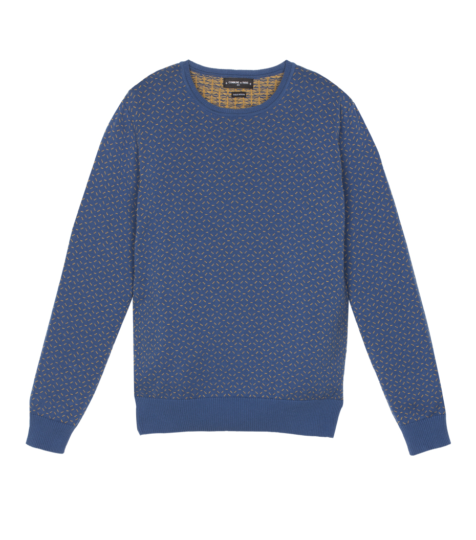 Pullover Anvers - Blue