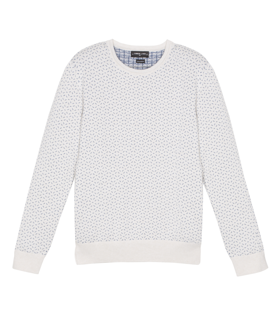 Pullover Anvers - Cream