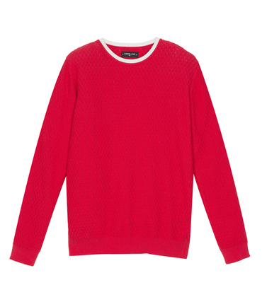 Pullover Sceaux - Red