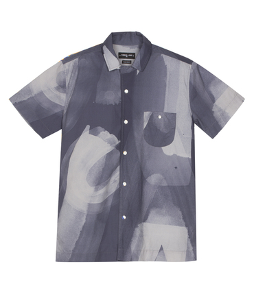 Chemisette Hawai 01 - Encre print