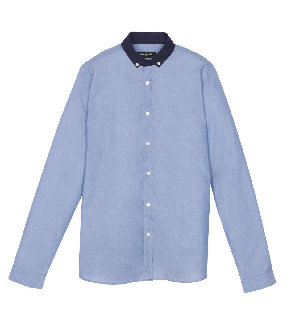 Shirt Menand - Blue