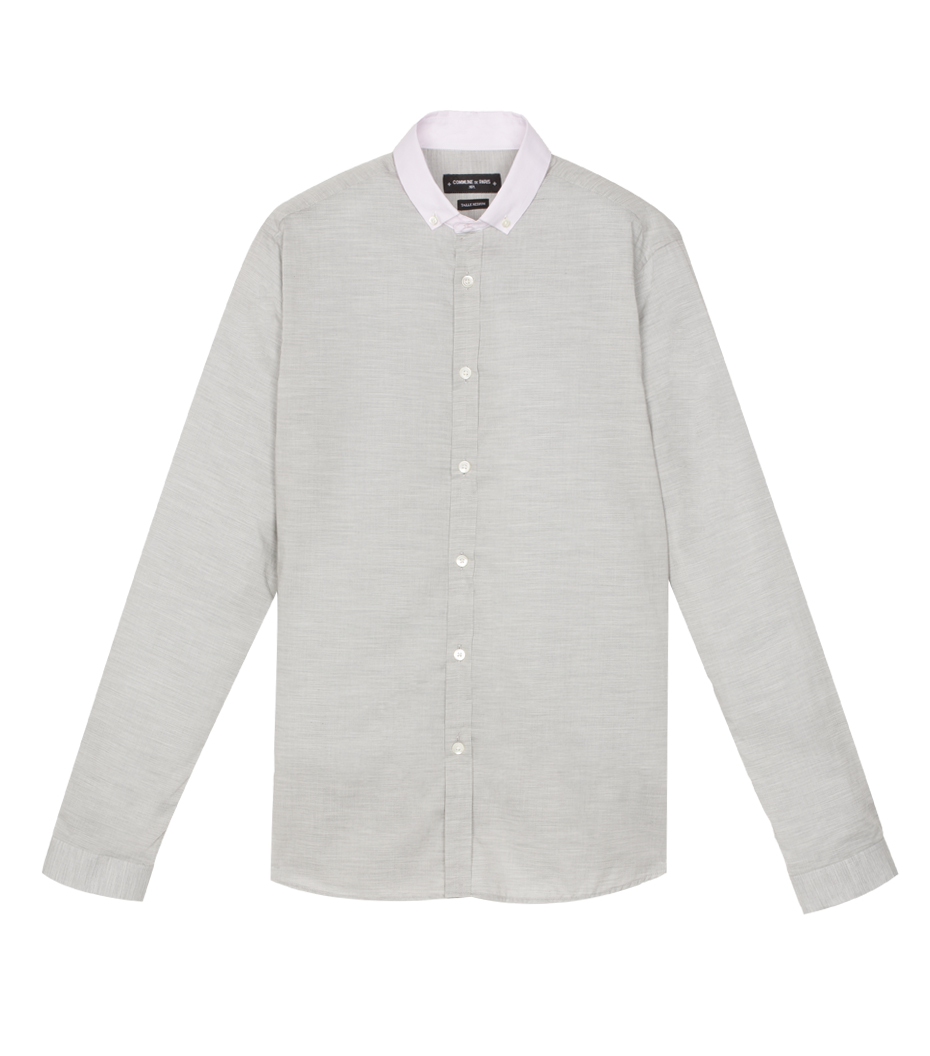 Chemise Menand - Gris