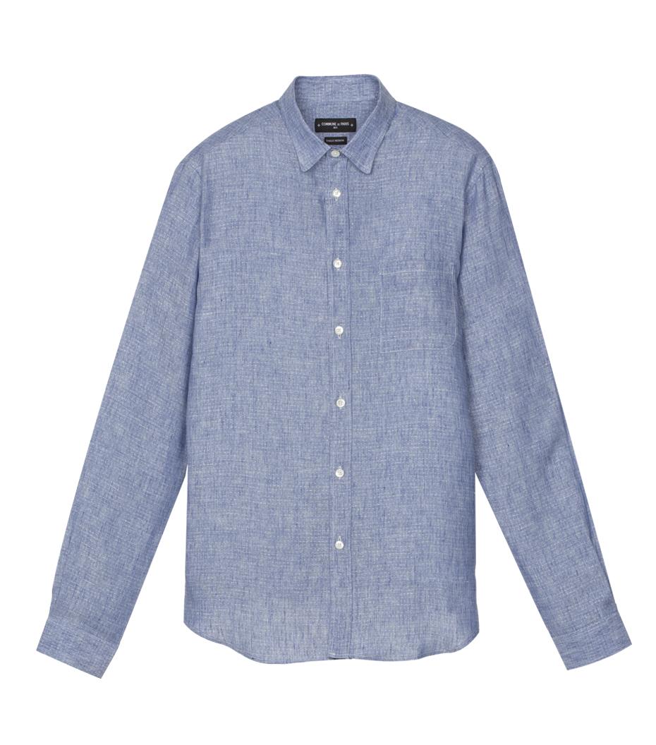 Shirt Rossel - Blue
