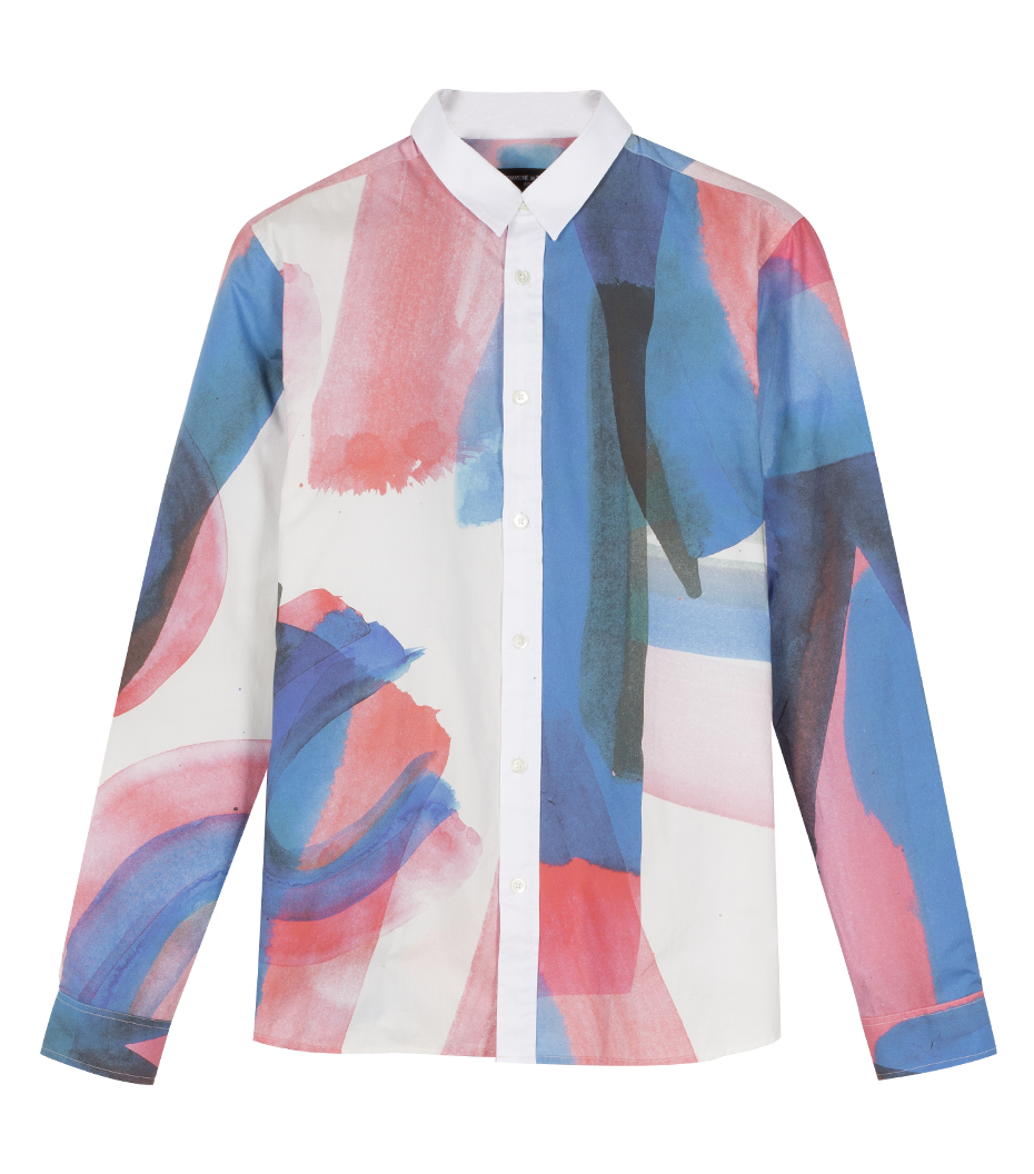 Shirt Varlin 02 - Encre print