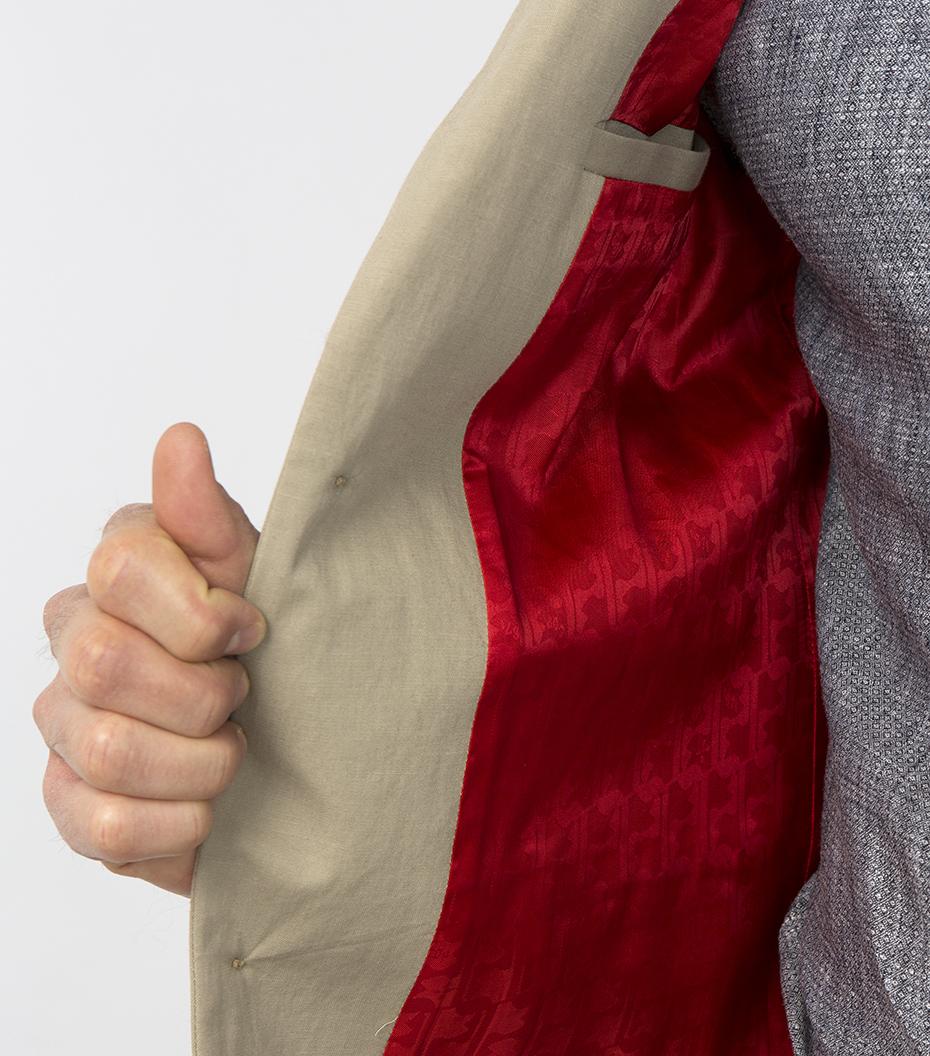 Suit Jacket Protot - Camel