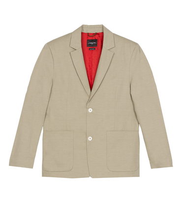 Suit Jacket Protot - Camel