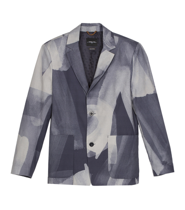 Veste Jacket Protot 2 - Encre print