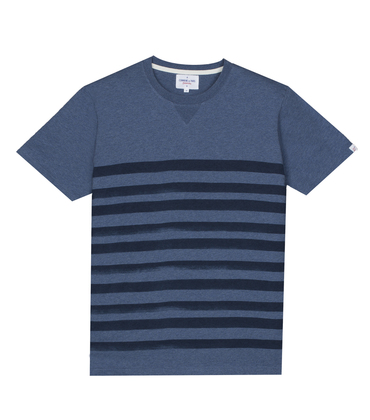 Tee Dimanches - Marl blue