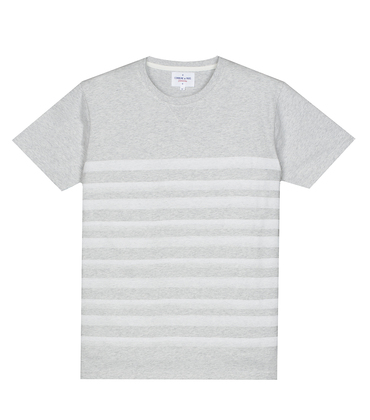 Tee Dimanches - Marl light grey
