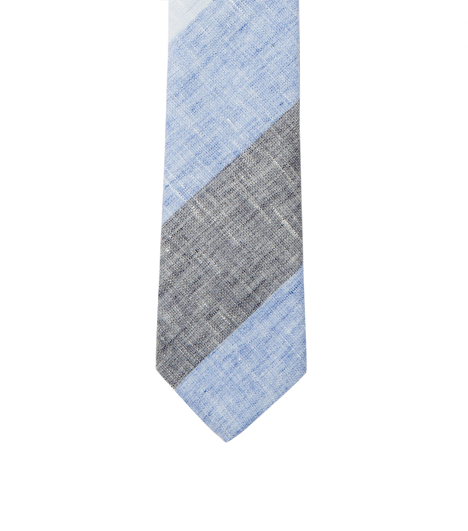 Tie CDP - Blue stripes
