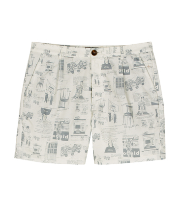 Shortpants SP5 Artus - Artus print