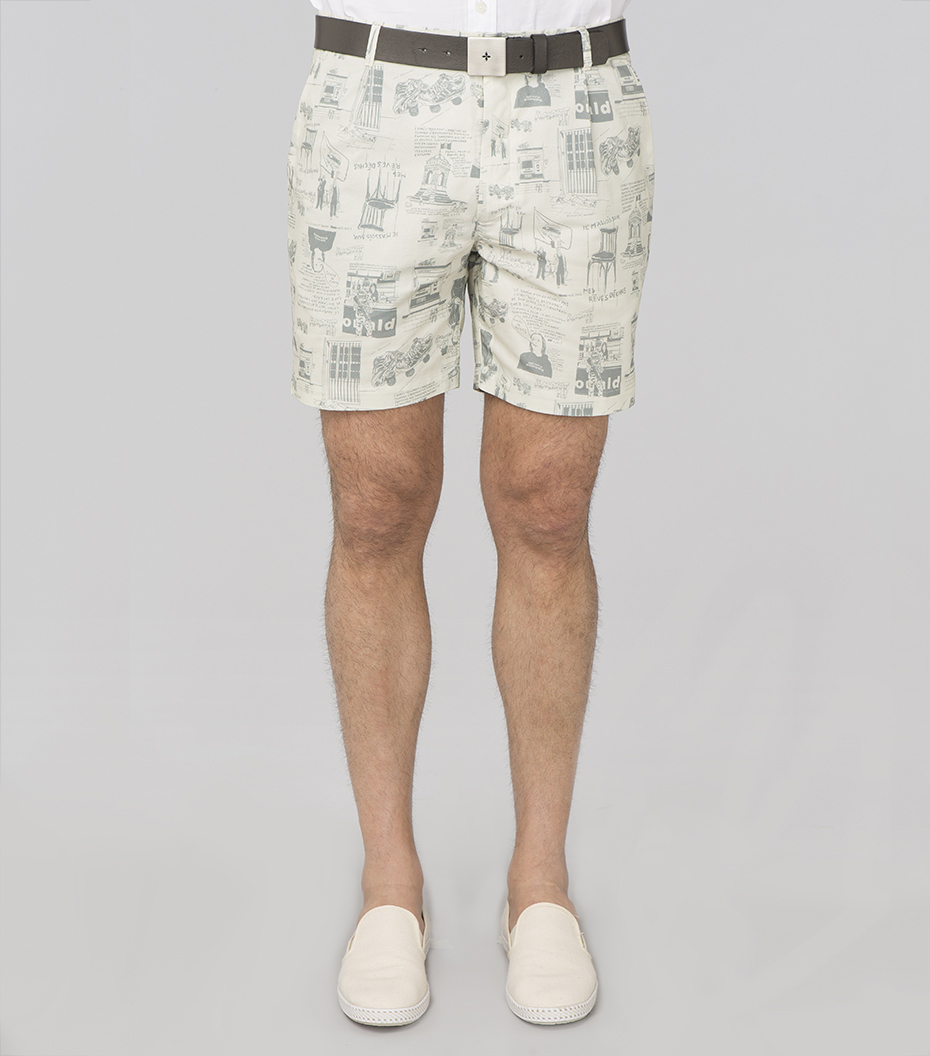 Shortpants SP5 Artus - Artus print