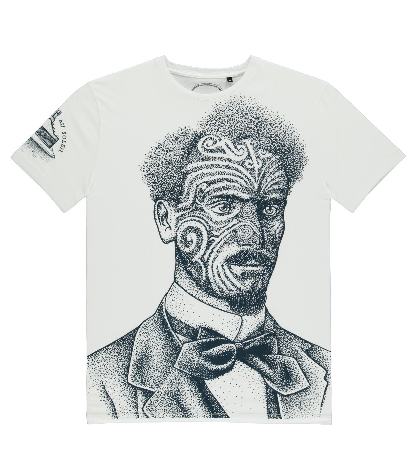 Tee-shirt Maori - Blanc