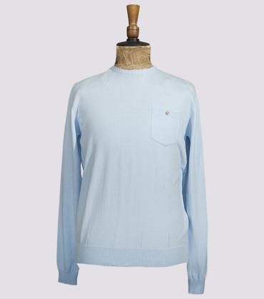 Sweater Ivry - Light blue