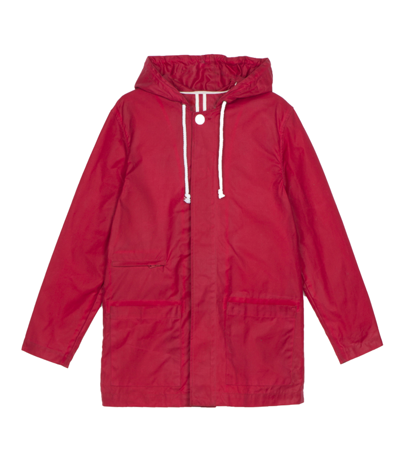 Raincoat Dimanches - Red
