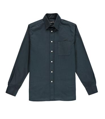 Shirt Eudes 02 - Duck green