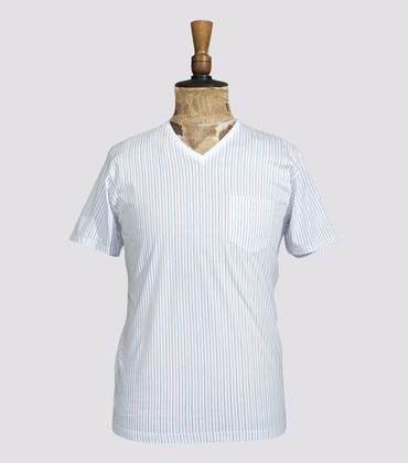 Tee-shirt Major - Stripes