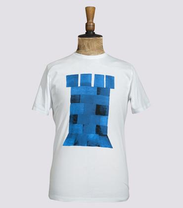 Tee-shirt La Tour - White