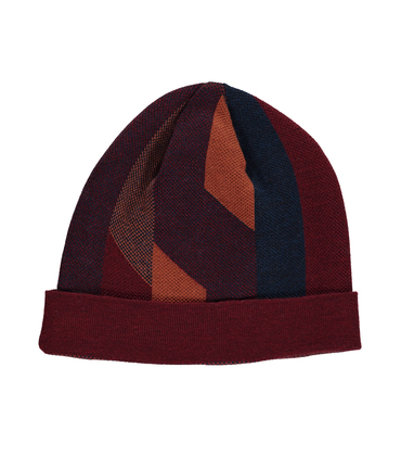 Hat Caulaincourt - Burgundy