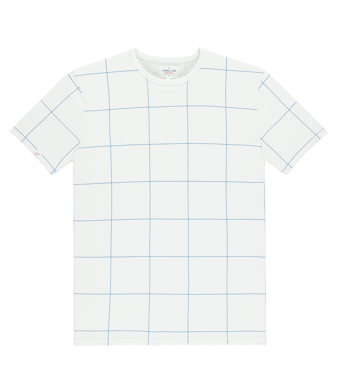Tee-shirt Dimanches 02 - Blanc