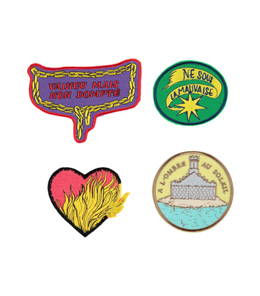 Ecussons/patches