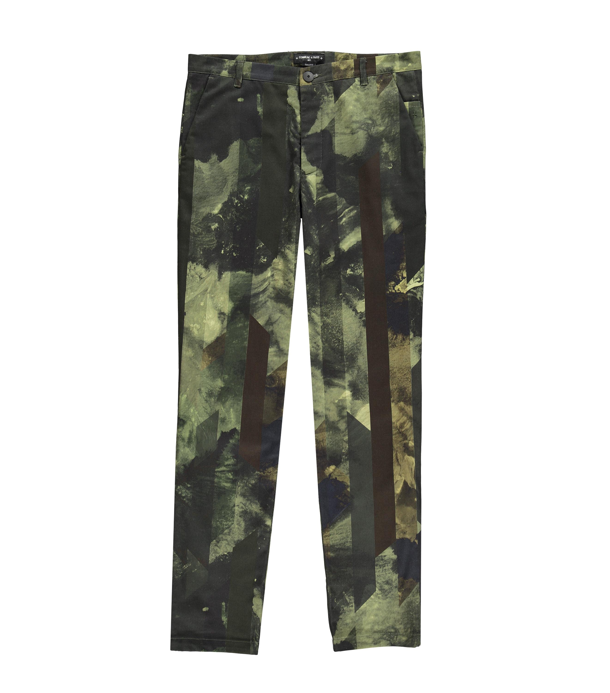 Pantalon GN6 - Imprimé kaki