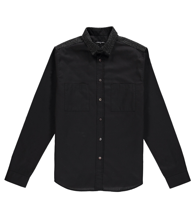 Chemise Lafargue - Noir