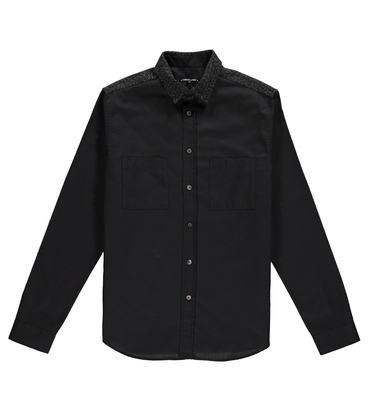Shirt Lafargue - Black