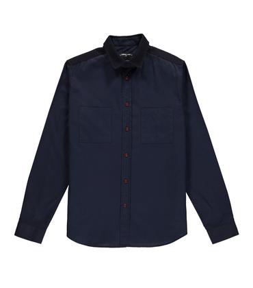 Shirt Lafargue - Navy