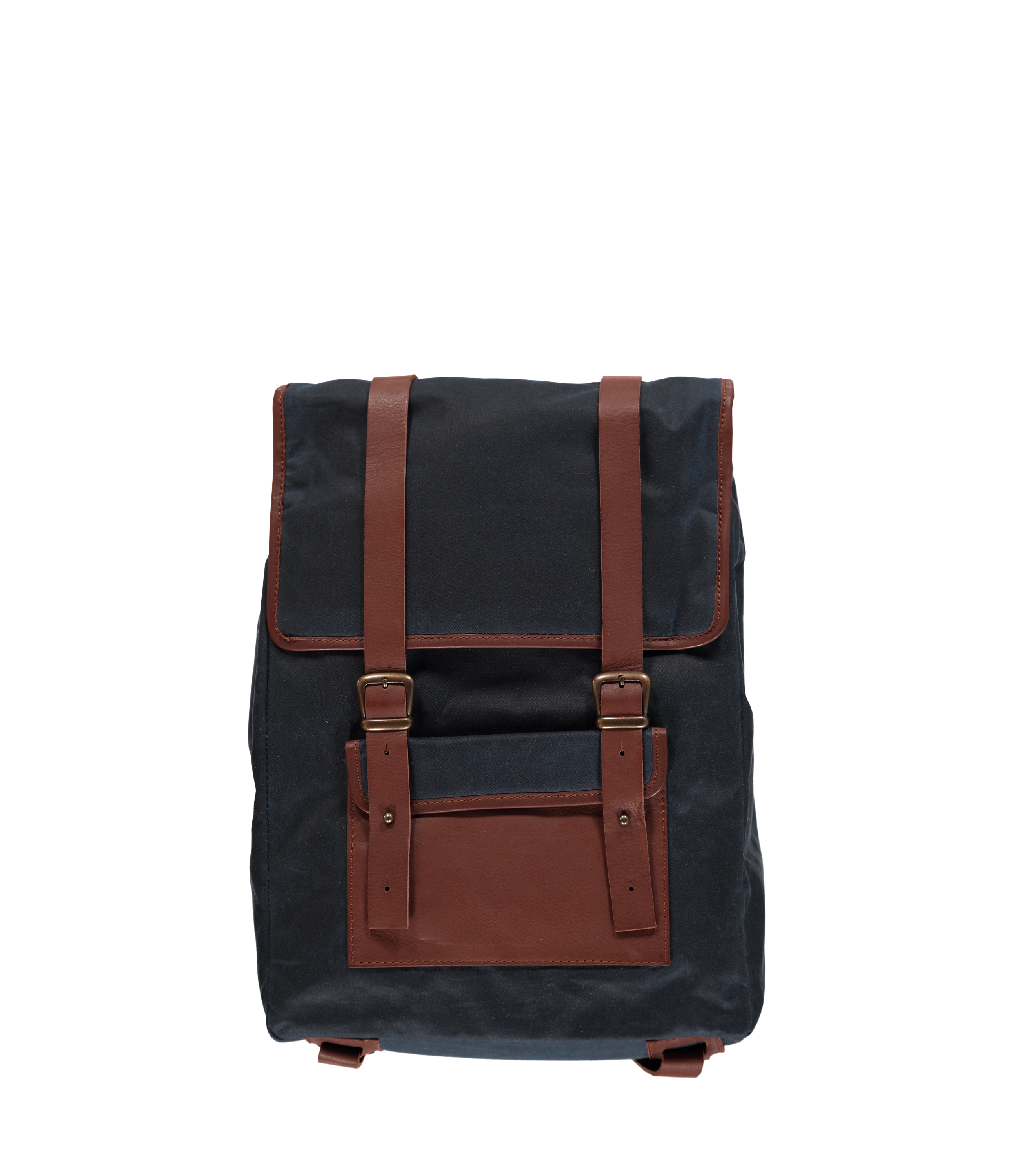 Backpack Dimanches - Wax navy