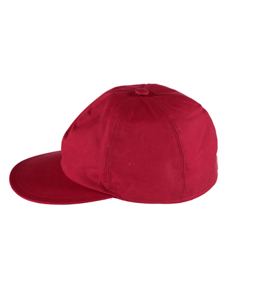Cap Dimanches - Wax red