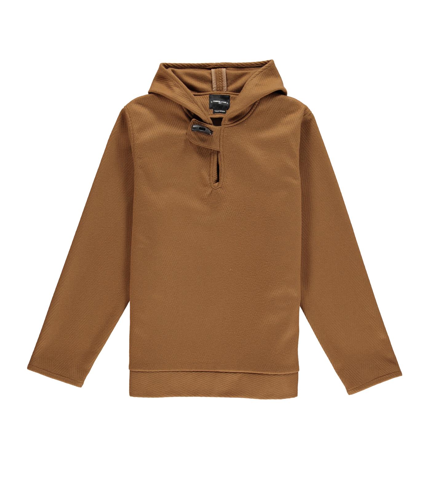 Pea jacket Gabriel - Camel