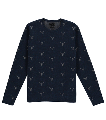 Pull Sorbonne - Navy