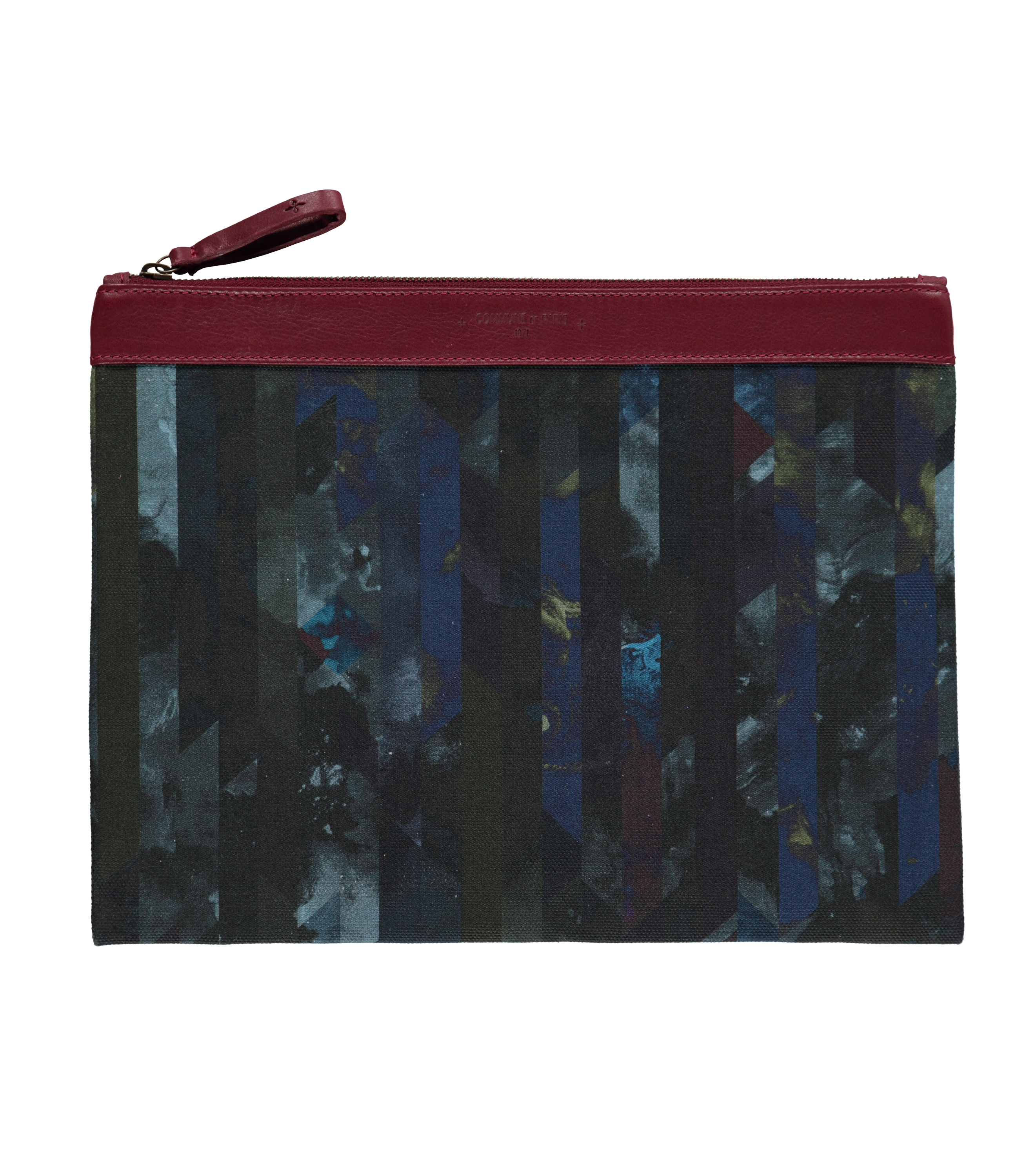 Pouch 03 MAI  - Printed canvas