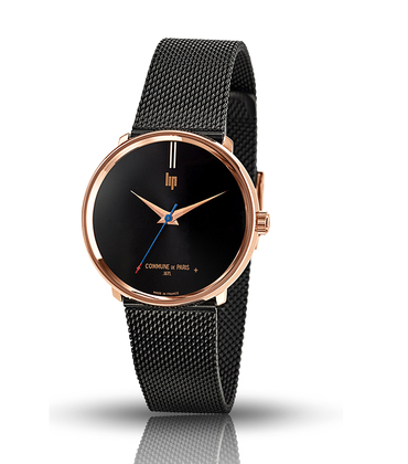 Montre Dauphine 1871 - Black