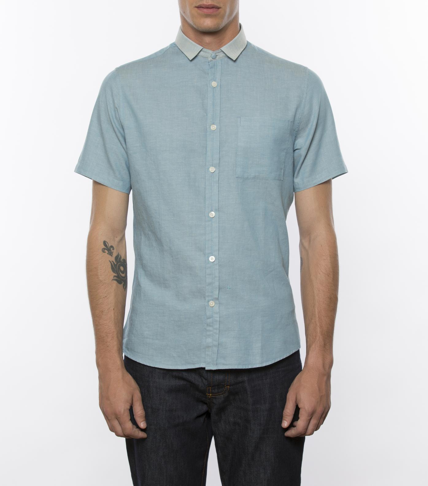 Shirt Dimitrieff 02 - Turquoise