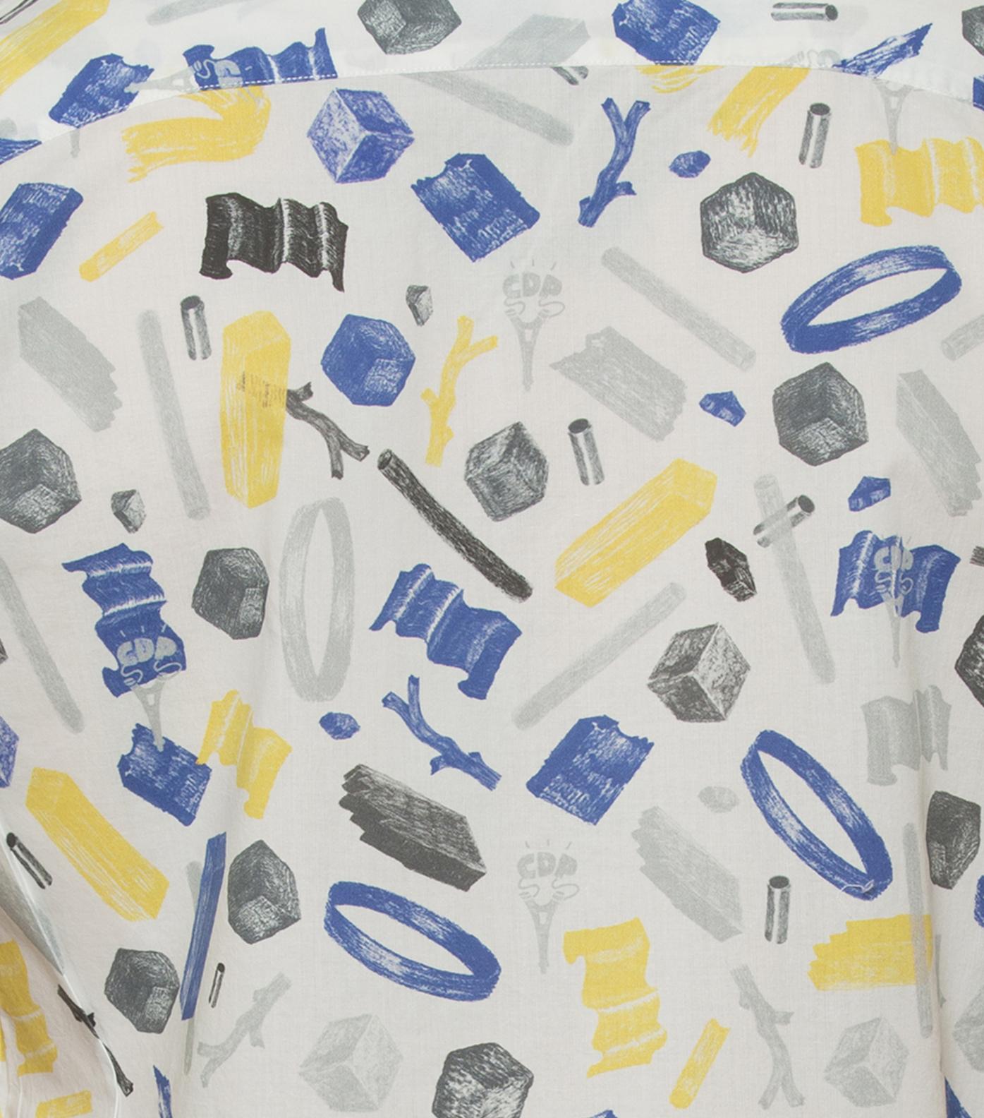 Shirt Hawai 03 - Chaos print