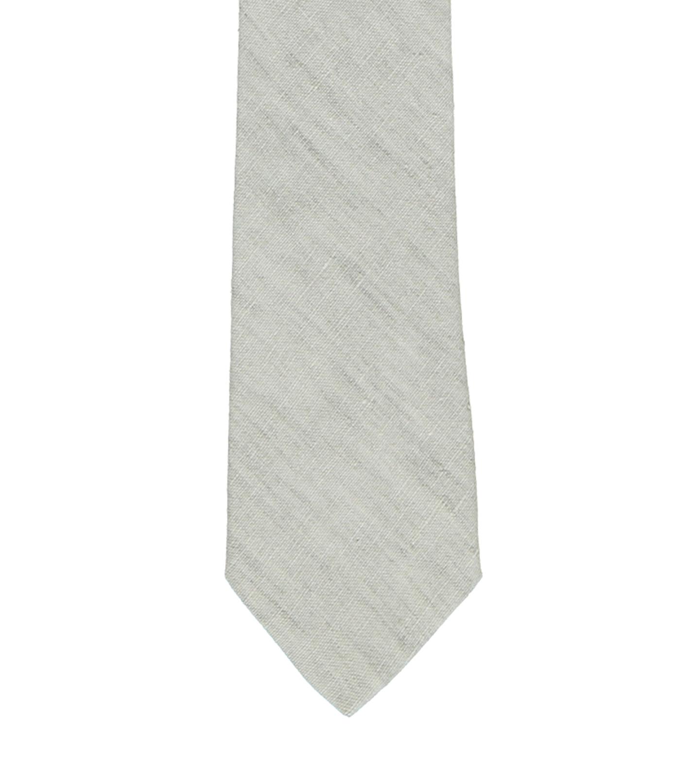 Tie CDP - Grey linen
