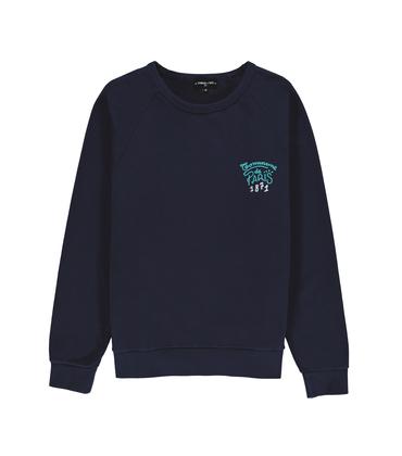 Sweatshirt Fronde - Navy