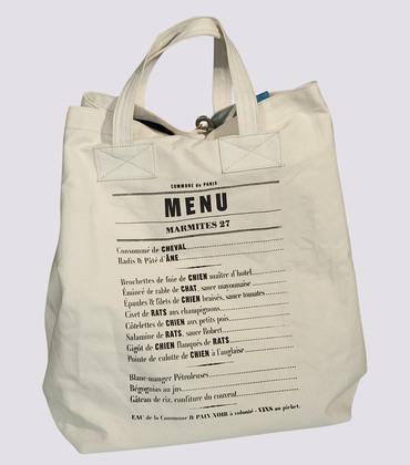 Bag Menu - Offwhite
