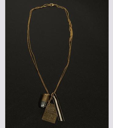 Necklace Castor & Pollux