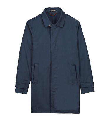 Coat Mac Ravel - Navy