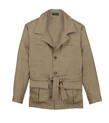 Jacket Laurence - Camel