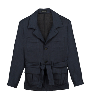 Jacket Laurence - Navy