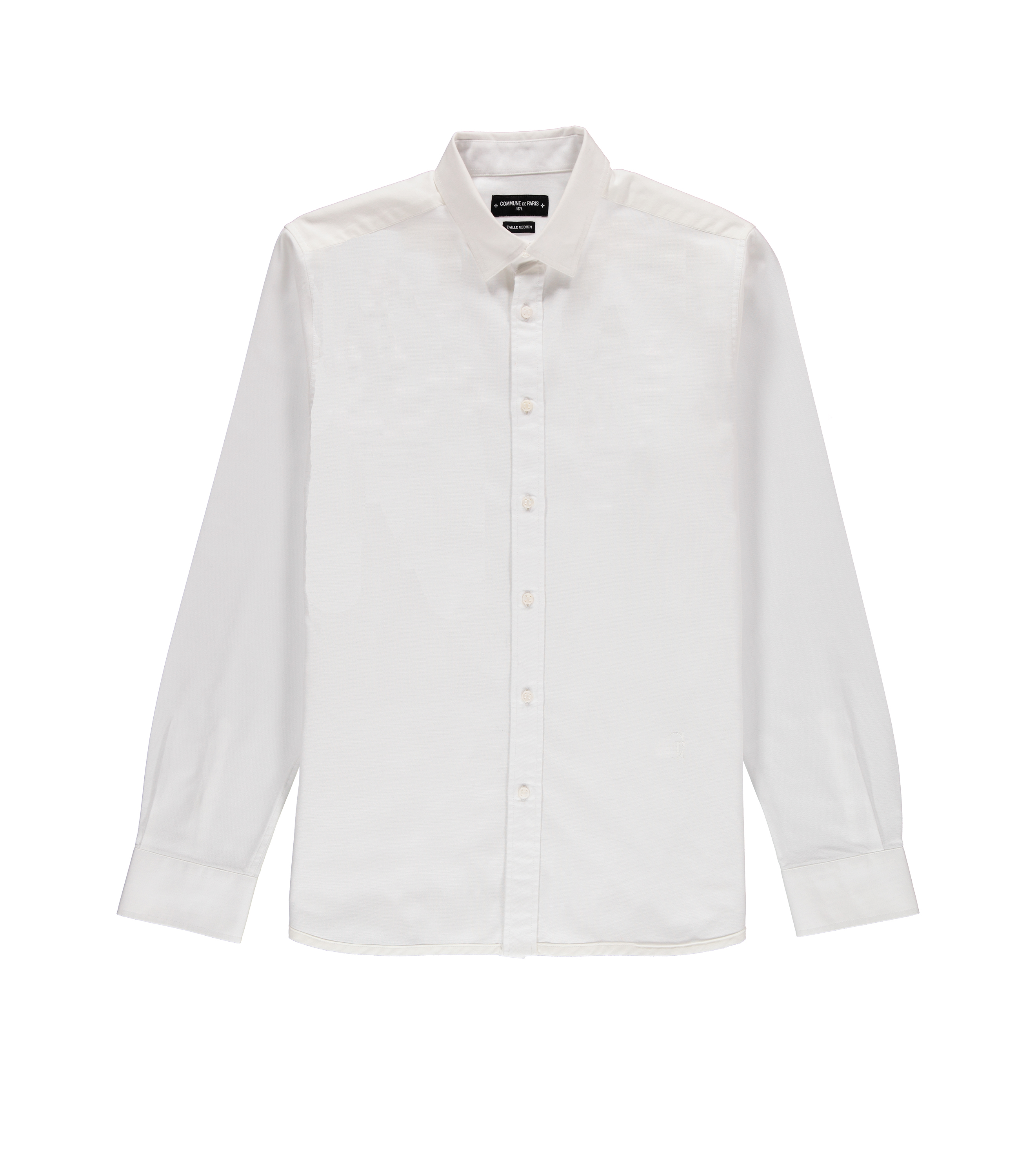 Shirt  Jaroslaw 03 - Oxford white