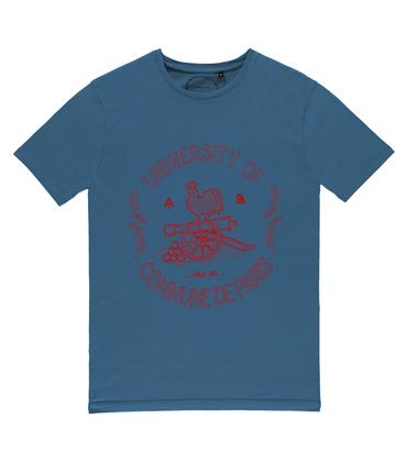 Tee University - Blue
