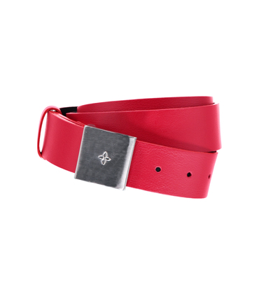 Belt Dimanches - Red