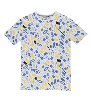 Tee-shirt Chaos - Blanc